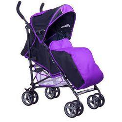 Wózek spacerowy Luvio purpurowy