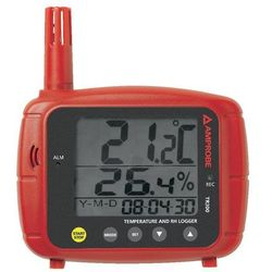 Rejestrator danych pomiarowych Beha Amprobe TR-300 3311844, Mierzone wielkości: Temperatura, Wilgotność