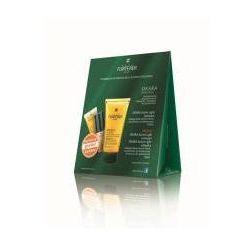 RENE FURTERER SET Okara Protect Color odzywka w sprayu do wlosow farbowanych 150ml + szampon do wlosow farbowanych 200ml
