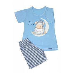 Piżama Cornette Kids Girl 787/34 Moon kr/r