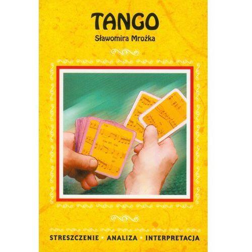 TANGO OPRACOWANIE (opr. miękka)