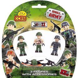 Cobi Small Army, figurki WW II