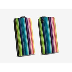 Flip Fantastic - Sony Xperia X - futerał na telefon - sznurowadła