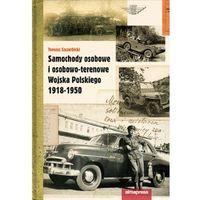 Samochody osobowe i osobowe-terenowe Wojska Polskiego (opr. twarda)