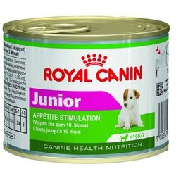 ROYAL CANIN MINI JUNIOR 195g PUSZKA