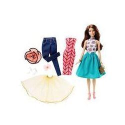 Barbie Modowe przebieranki Mattel (Teresa)