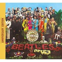 Sgt. Pepper`s Lonely Hearts Club Band (Remastered) (Digipack)