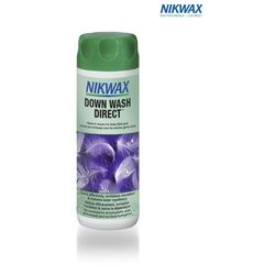 Nikwax Down Wash Direct 300ml Środek Piorący i Impregnujący do Puchu