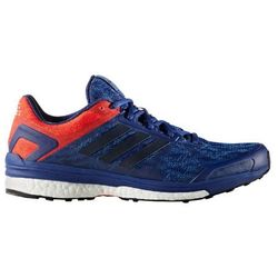 adidas Men's Supernova Sequence 9 Running Shoes - Blue - US 7.5/UK 7