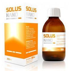 Solus Nano roztwór nawilżający do jamy ustnej 200 ml