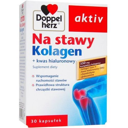 Doppelherz aktiv Na stawy Kolagen kaps. - 30 kaps.