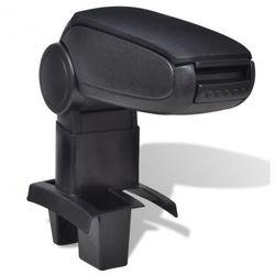 Czarny podłokietnik do samochodu Peugeot 307 (2004) Zapisz się do naszego Newslettera i odbierz voucher 20 PLN na zakupy w VidaXL!