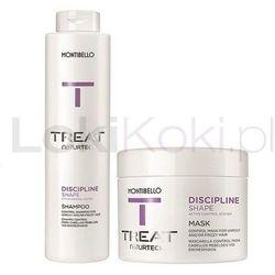 ZESTAW MONTIBELLO DISCIPLINE: szampon + maska do włosów kręconych i puszących się