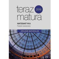 Matematyka, klasa 3, poziom rozszerzony, Teraz matura 2016. Arkusze maturalne, Nowa Era - Dostawa zamówienia do jednej ze 170 księgarni Matras za DARMO