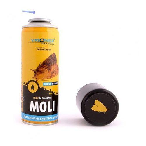 Spray na mole spożywcze i ubraniowe skuteczny i wygodny VIGONEZ