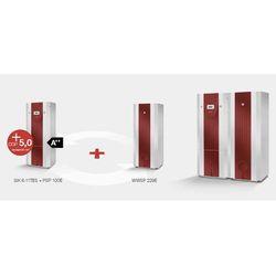 Pakiet pompa ciepła solankowa DESIGN PLUS SIK 6TES - w cenie 5 lat gwarancji - wydajność 60 - 100m2