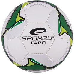 Spokey piłka nożna Faro Futsal II green rozmiar 4