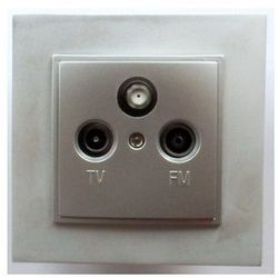 Ramka jednokrotna aluminiowa Seria Corner