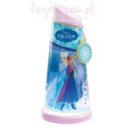 Lampka Nocna i latarka Go Glow Disney Frozen Kraina Lodu