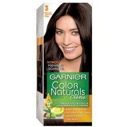 GARNIER Color Naturals farba do włosów 3 Ciemny brąz