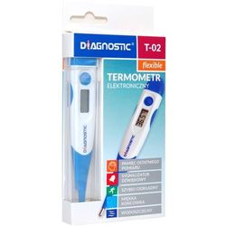 DIAGNOSTIC T-02 Termometr elektroniczny 1szt.