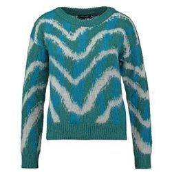 MARCIANO GUESS Sweter ornate teal