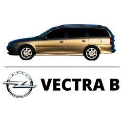 Opel Vectra B - Zestaw Standard oświetlenie wnętrza LED