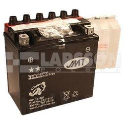 Akumulator bezobsługowy JMT YTX14-BS (WP14-B) 1100210 Piaggio/Vespa GTS 300, BMW K 1300