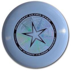 Dysk Discraft ULTRA-STAR 175g. Jasnoniebieski Ultimate Frisbee