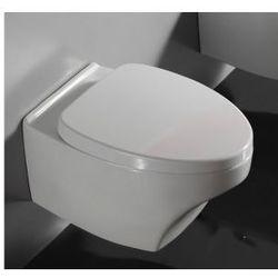 TORA Miska WC wisząca + deska duroplast wolnoopadająca