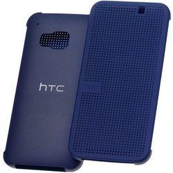 HTC HC M231 Dot View do One M9 (niebieskie) - niebieskie Szybka dostawa!