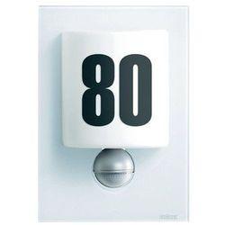 STEINEL L 680 B - lampa LED z czujnikiem ruchu PIR, 8W, białe szkło, ciepła biała 003821 (ZNALAZŁEŚ TANIEJ - NEGOCJUJ CENĘ !!!)