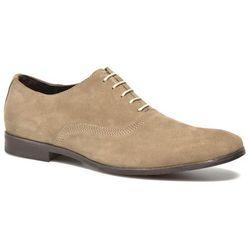 promocje - 20% Buty sznurowane Marvin&Co Nicolieu Męskie Szary 100 dni na zwrot lub wymianę