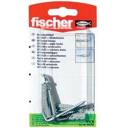 Kołki rozporowe z hakiem kątowym Fischer 94259 UX, 8 x 50 mm, 4 szt.