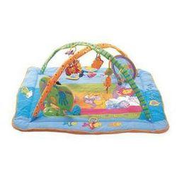 Mata edukacyjna dla dzieci Tiny Love Plac zabaw Niebieskie/Zielone/Różowe/Pomarańczowe