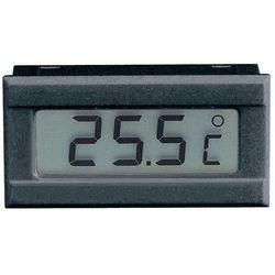 Miernik panelowy temperatury, Voltcraft TM-50, zakres od 0 do 50 °C, 3 cyfry, 48 x 24 m