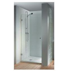 RIHO SCANDIC LIFT-MISTRAL M101 Drzwi prysznicowe 90x200 LEWE, szkło transparentne EasyClean GX0001201