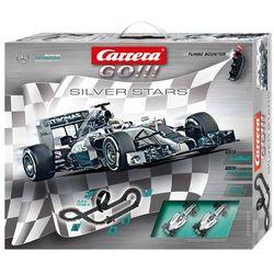 Tor wyścigowy Carrera GO!!! Silver Stars 5,3 m