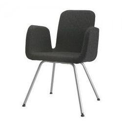 PATRIK Krzesło konferencyjne, Ultuna ciemnoszary