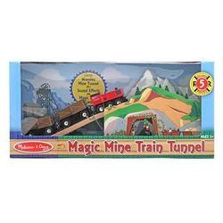 Melissa & Doug Drewniany Magiczny Tunel