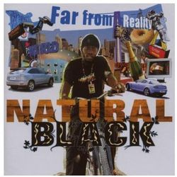 Far From Reality - Natural Black (Płyta CD)
