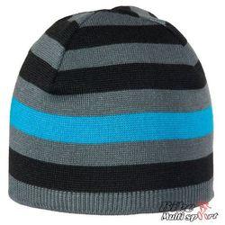Czapka zimowa Viking Outlast 1310 czarna/niebieska