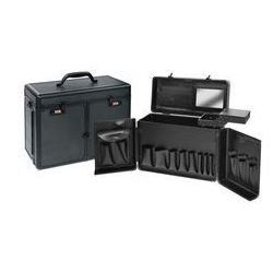 Kufer fryzjerski WINDOWS BLACK firmy Sibel