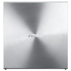 Asus SDRW-08U5S-U Interface USB 2.0 DVD±RW CD read speed 24 x Metallic CD write speed 24 x Notebook