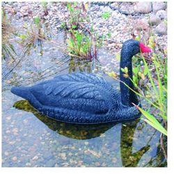 Plastikowa ozdoba do ogrodowego oczka wodnego – czarny łabędź Ubbink Zapisz się do naszego Newslettera i odbierz voucher 20 PLN na zakupy w VidaXL!