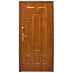 Drzwi wejściowe Monaco 80 prawe Evolution Doors