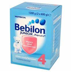 Bebilon Junior 4 z Pronutra+ mleko modyfikowane proszek 2 lata + 1200g