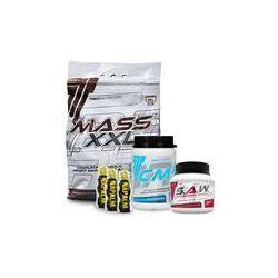 Trec Mass XXL + CM3 + S.A.W + 3x Napalm 4800g+500g+200g+3x100ml