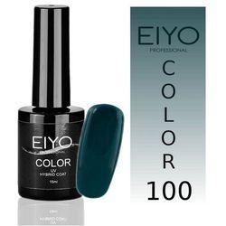 Lakier hybrydowy EIYO Modern - kolor nr 100 - Turkus - 15 ml Lakiery hybrydowe