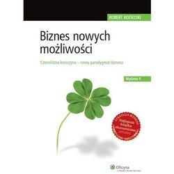 BIZNES NOWYCH MOŻLIWOŚCI TW/WOLT (opr. twarda)
